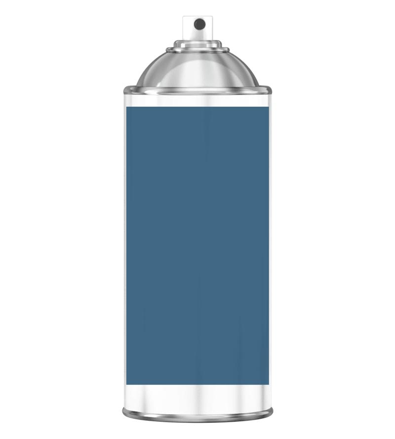 RAL 5009 Azure blue Sprayburk