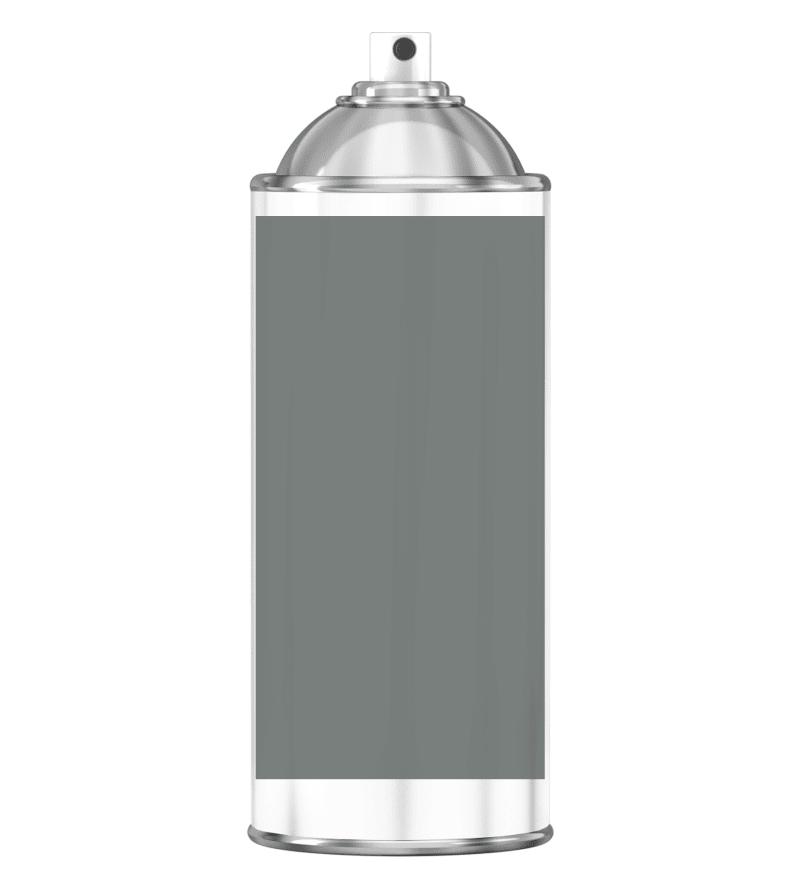 RAL 7005 Mouse grey Sprayburk