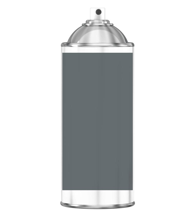 RAL 7011 Iron grey Sprayburk