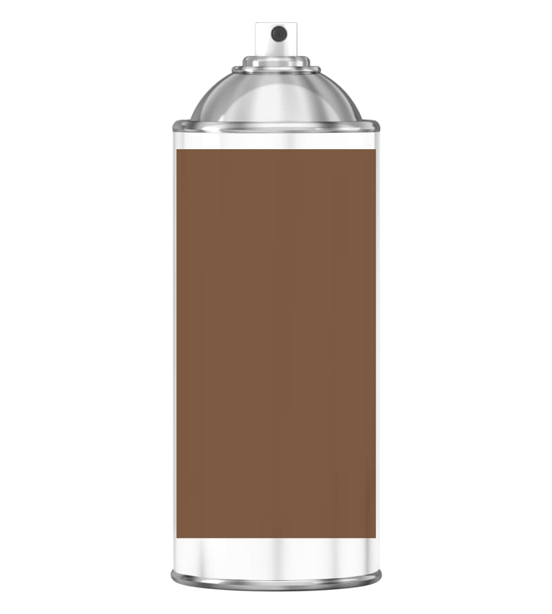 RAL 8007 Fawn brown Sprayburk