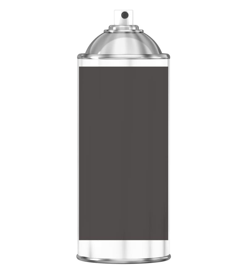 RAL 8019 Grey brown Sprayburk