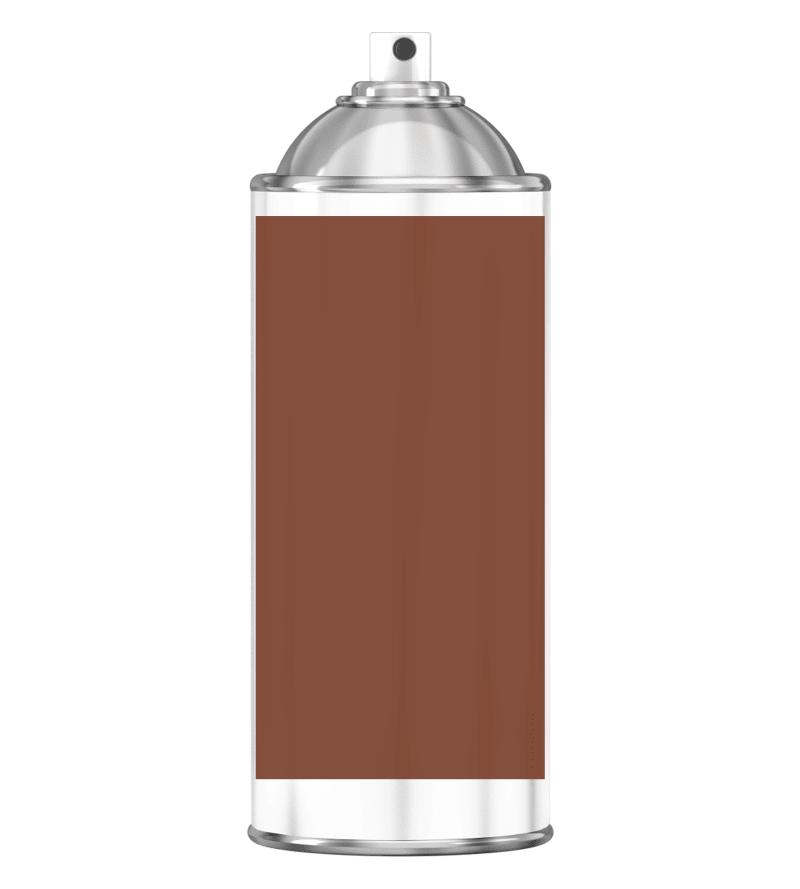 RAL 8029 Pearl copper Sprayburk