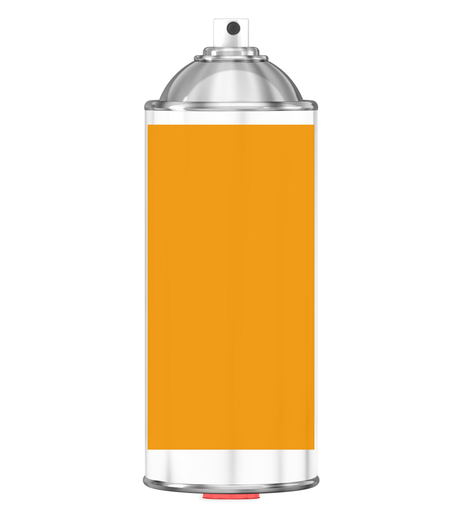 RAL 1037 Sun yellow Sprayburk 2K