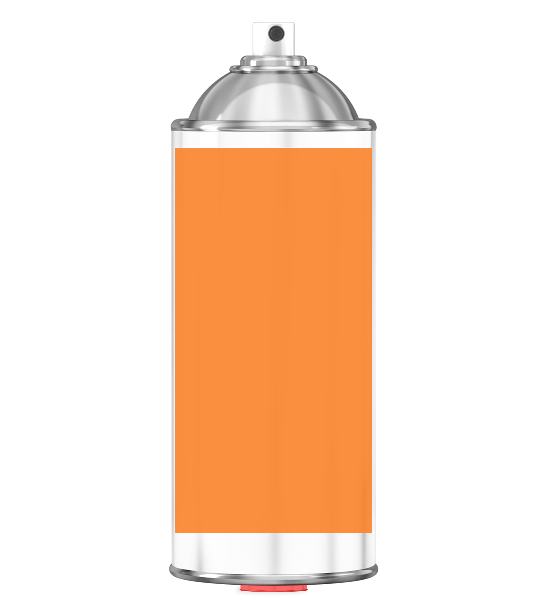 RAL 2003 Pastel orange Sprayburk 2K