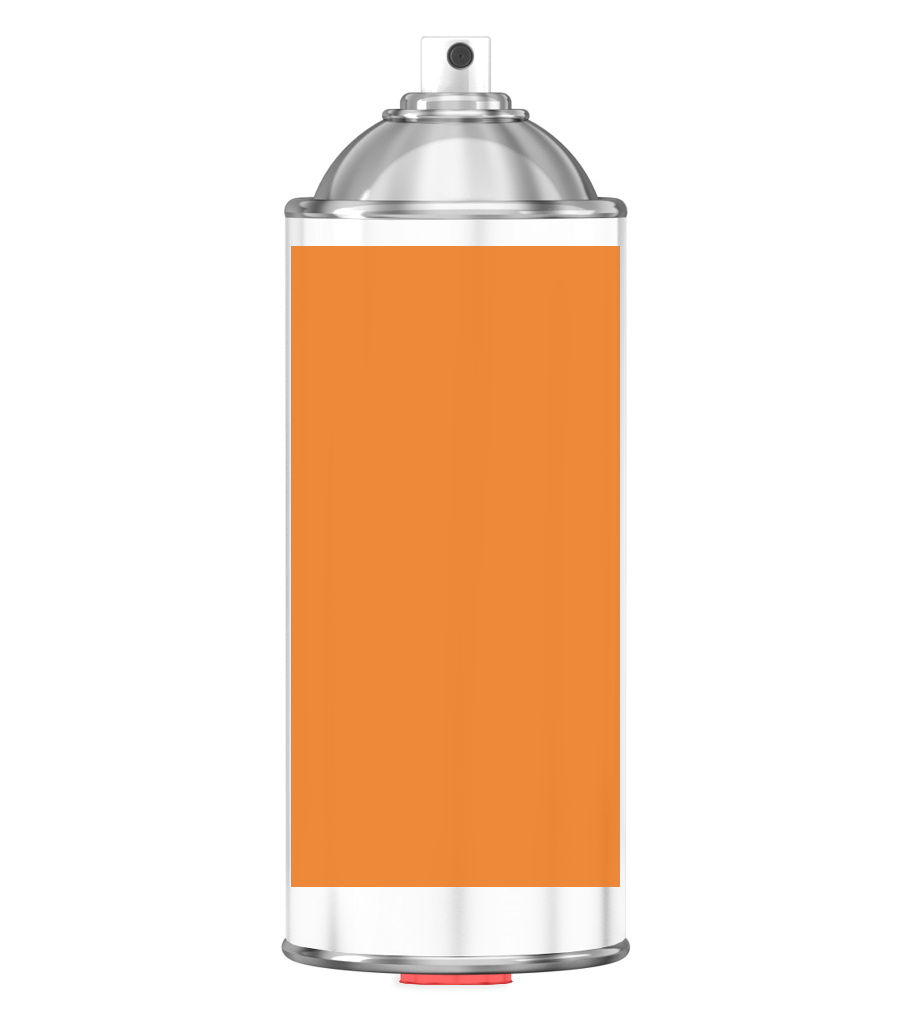 RAL 2011 Deep orange Sprayburk 2K