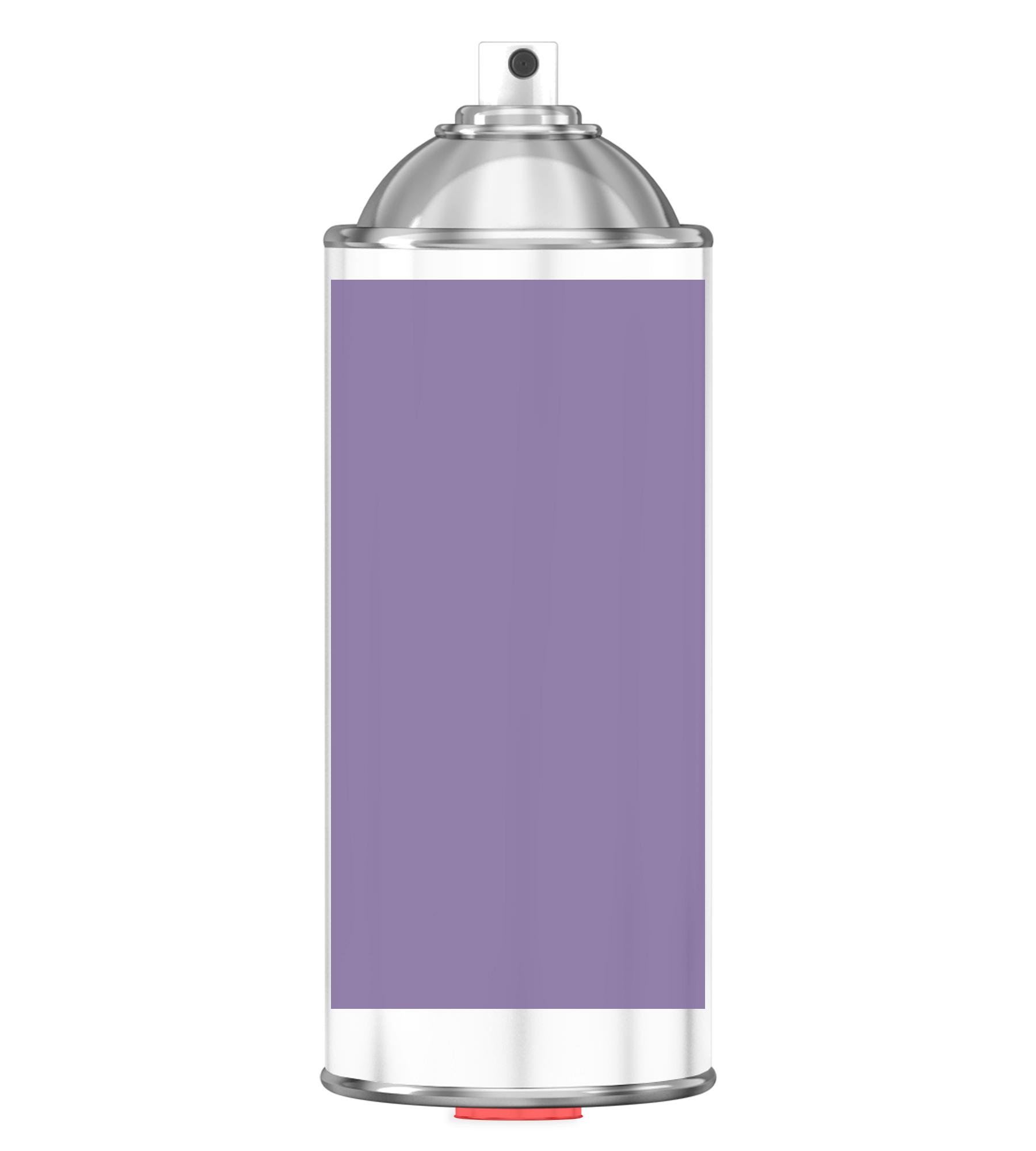 RAL 4011 Pearl violet Sprayburk 2K