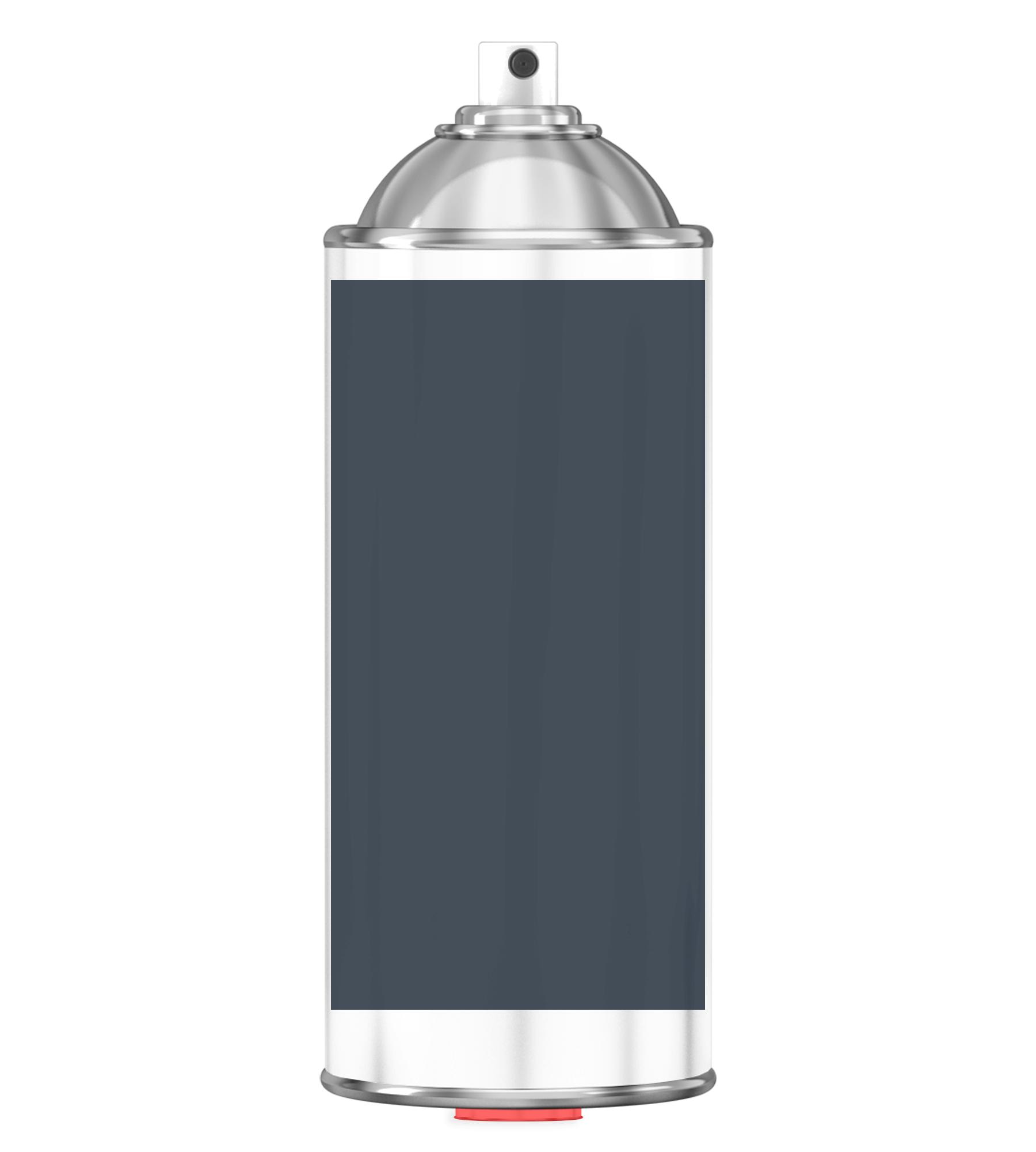 RAL 5008 Grey blue Sprayburk 2K