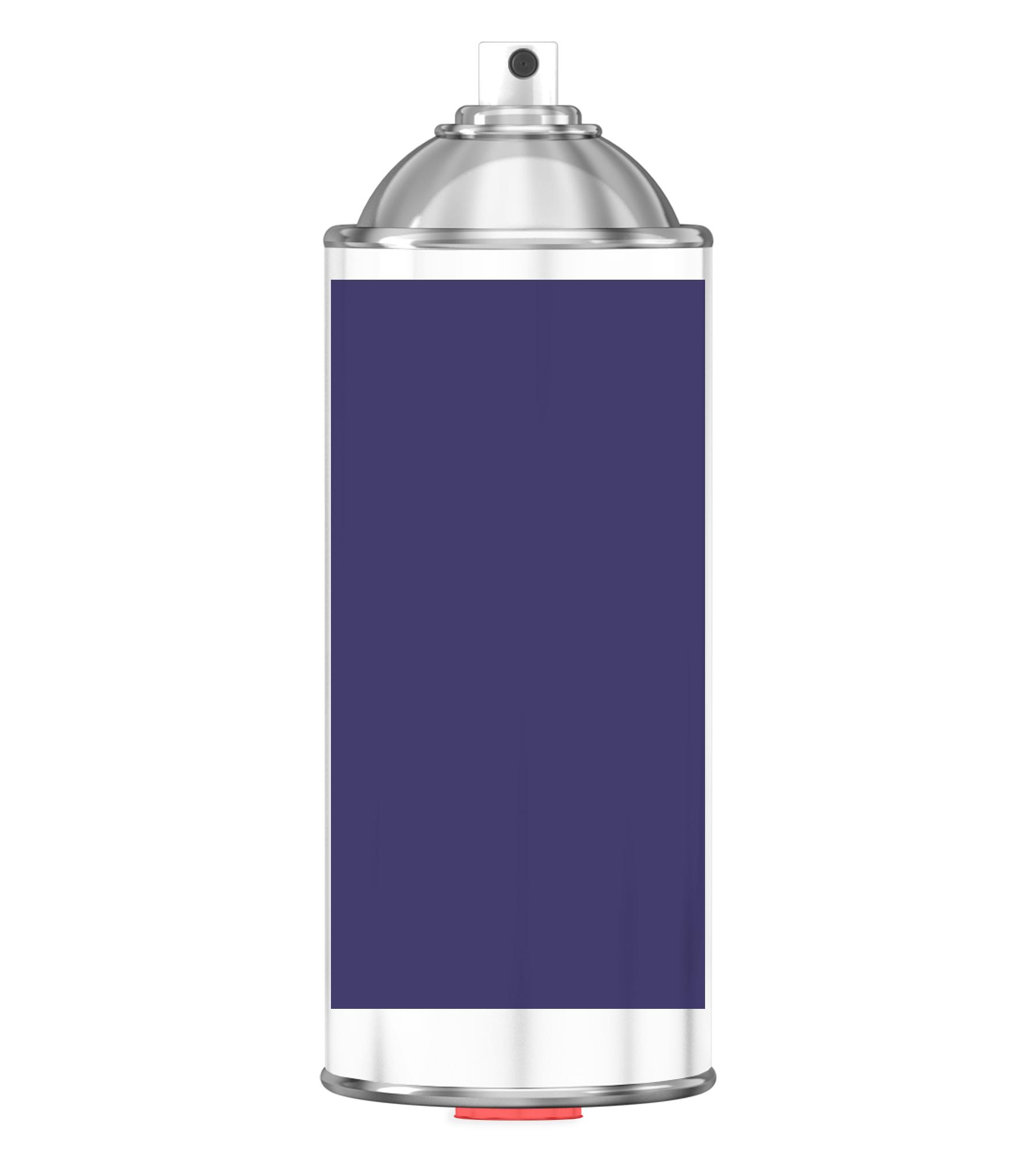 RAL 5022 Night blue Sprayburk 2K