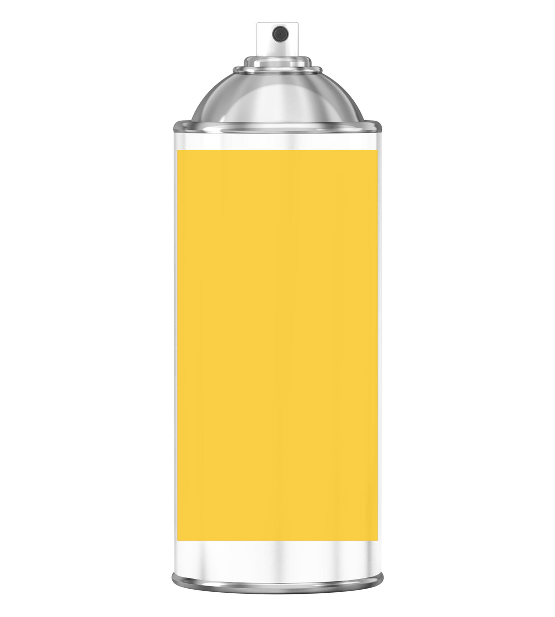 RAL 1018 Zinc yellow Sprayburk