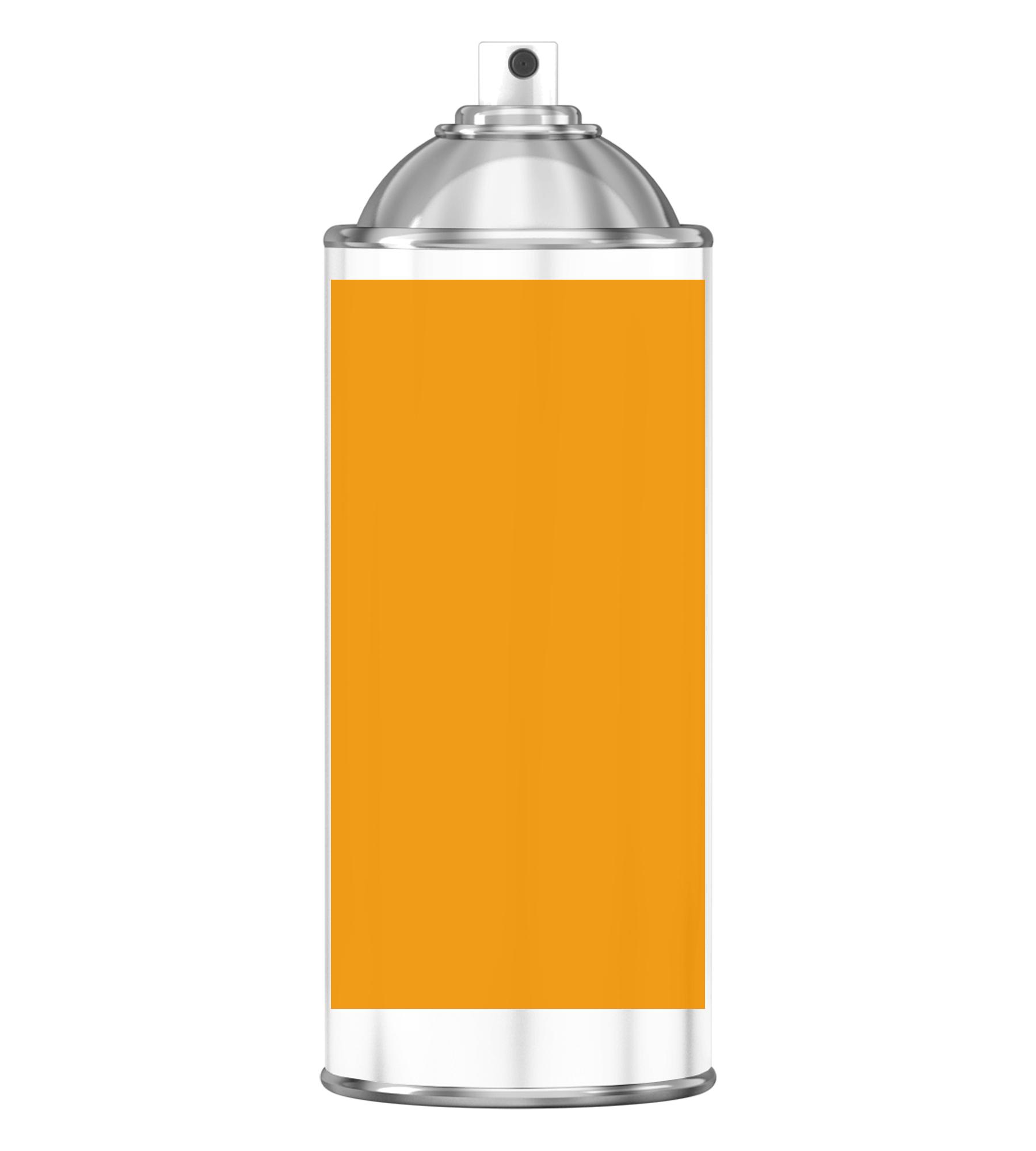 RAL 1037 Sun yellow Sprayburk