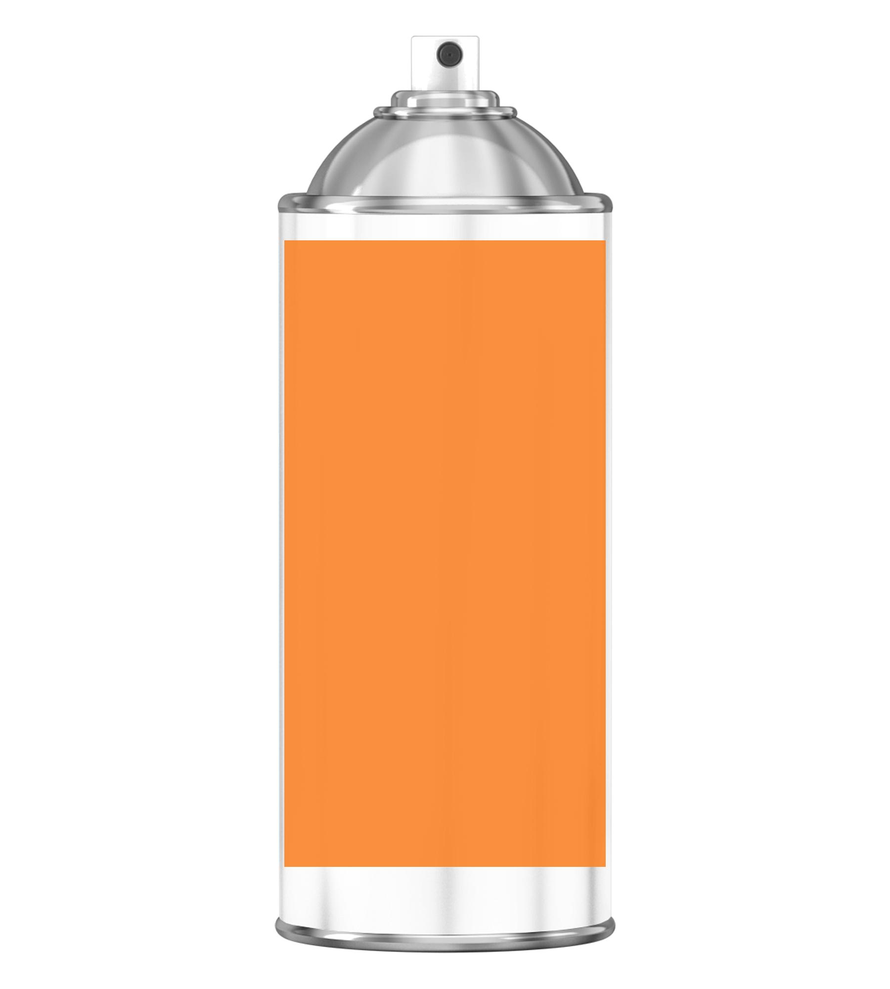 RAL 2003 Pastel orange Sprayburk