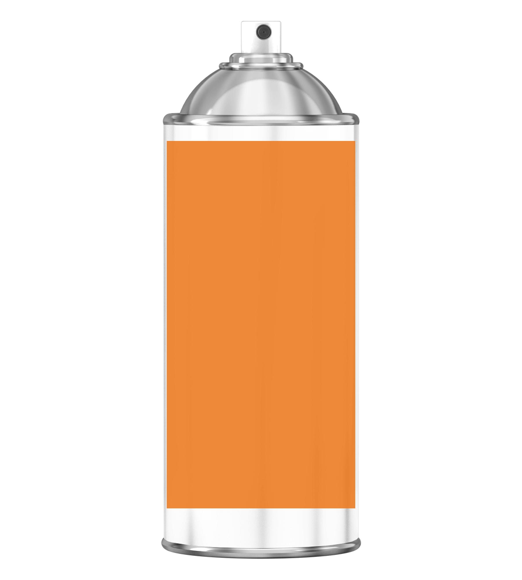 RAL 2011 Deep orange Sprayburk