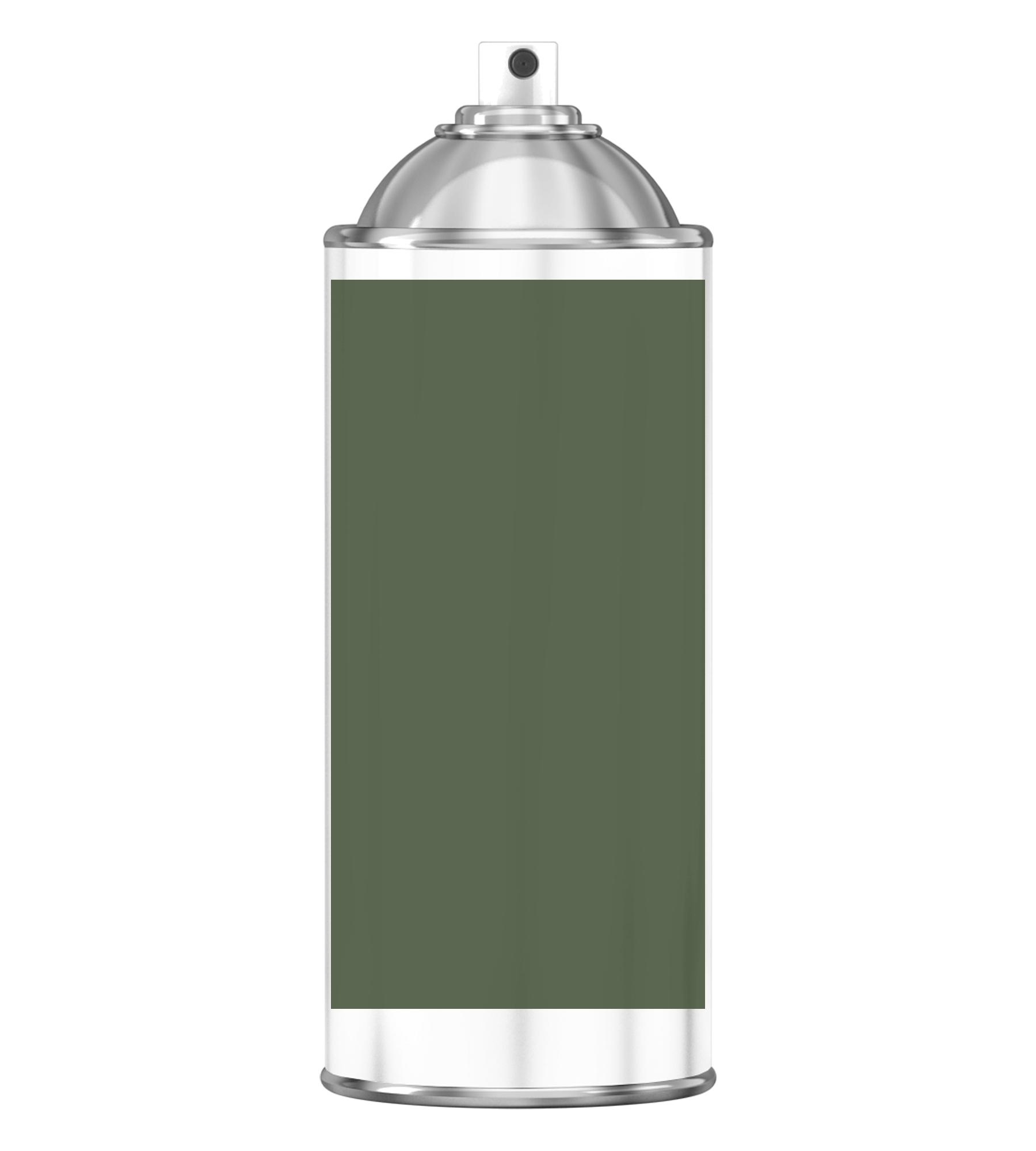 RAL 6003 olive green Sprayburk