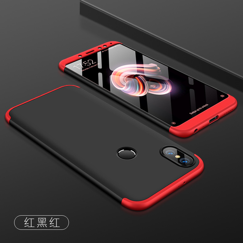half off 63689 e9995 For Xiaomi Redmi Note 5 Pro Case Luxury Hard Matte Coque Armor Hybrid  Protective back cover cases for xiaomi redmi note 5Pro