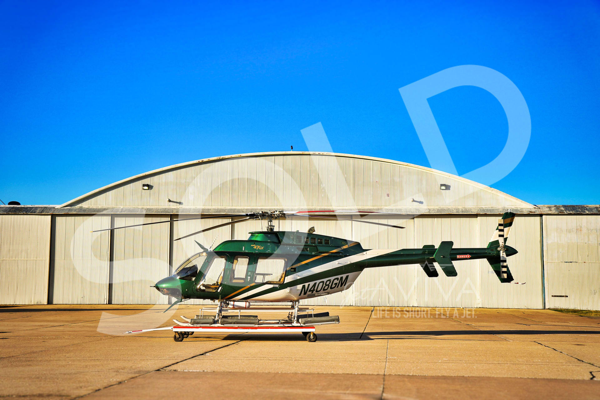 jetAVIVA - 2011 Bell 407GX for sale