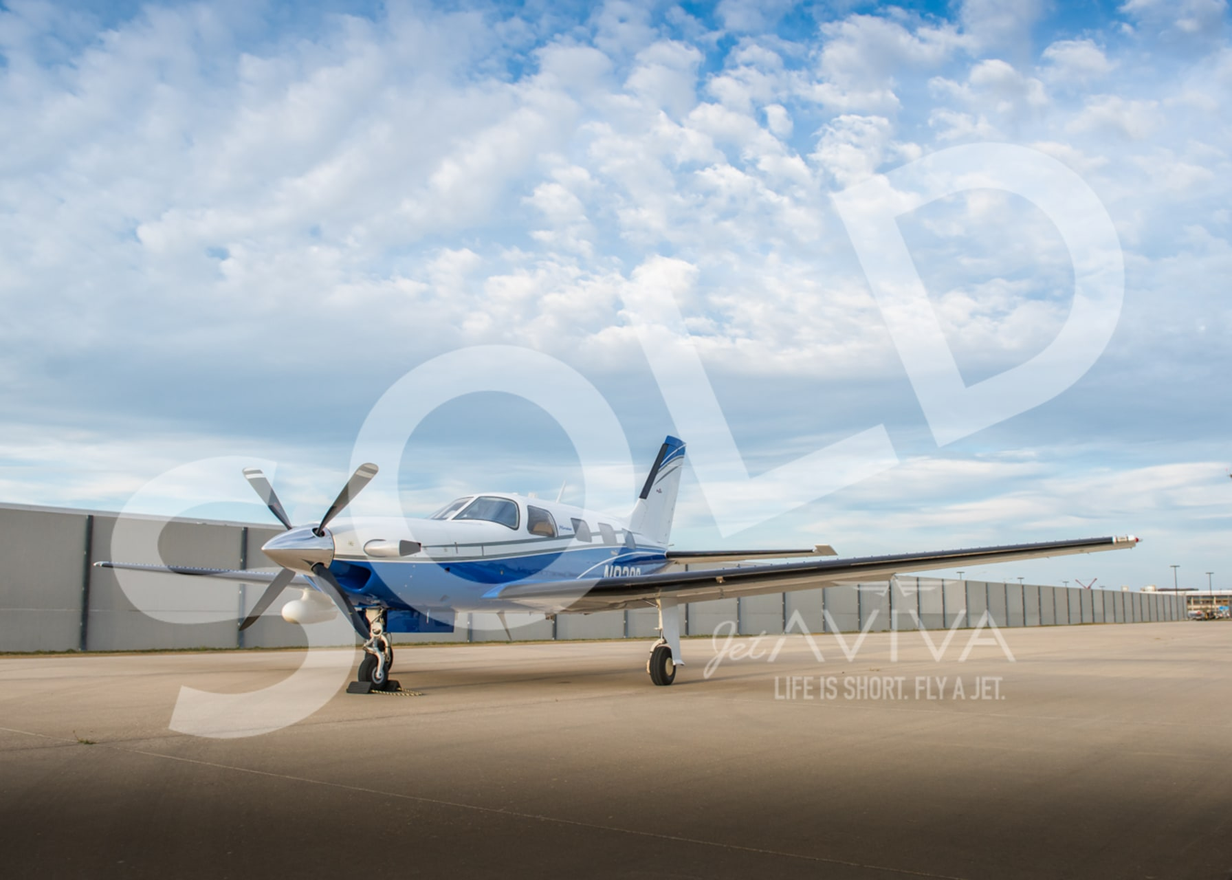 jetAVIVA - 2011 Piper Meridian for sale