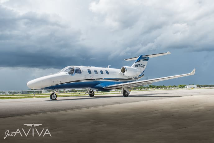Jetaviva 2014 Cessna Citation 525 M2 For Sale