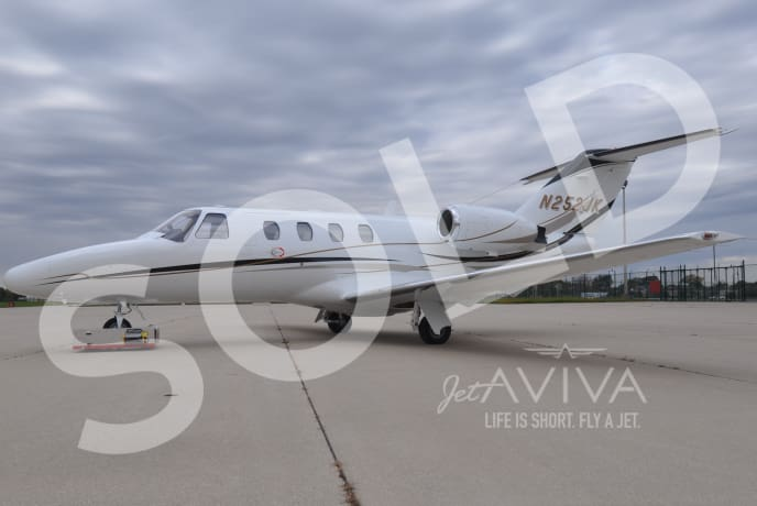 Jetaviva 1996 Cessna Citation 525 Cj For Sale