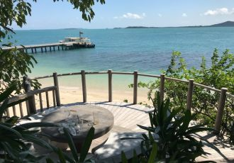 beach dining Cempedak