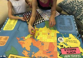 LP Kids Map