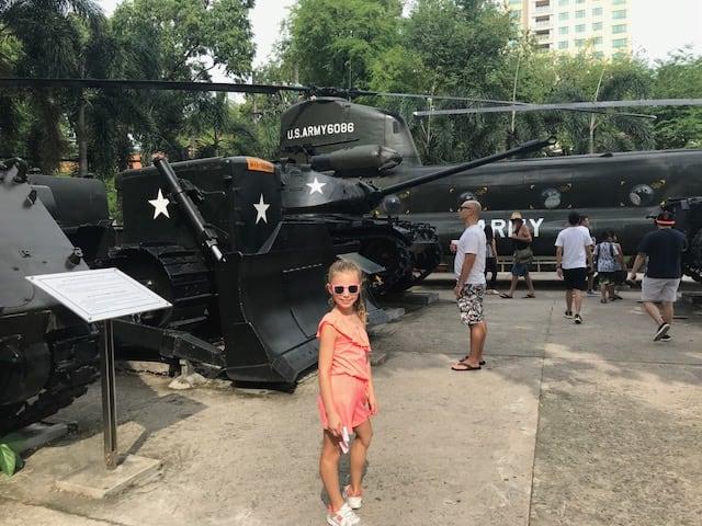 War Remnants Tank