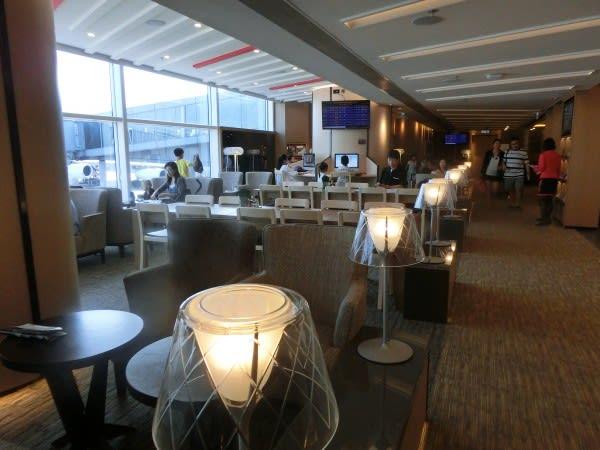 Club Bauhinia Lounge Seating