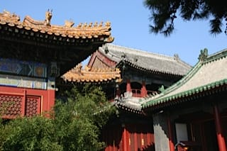 Beijing - Confuscious Temple