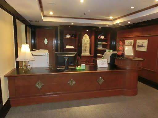 JW Marriott Business Centre