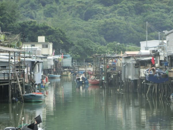 Tai O Fisherman's Village