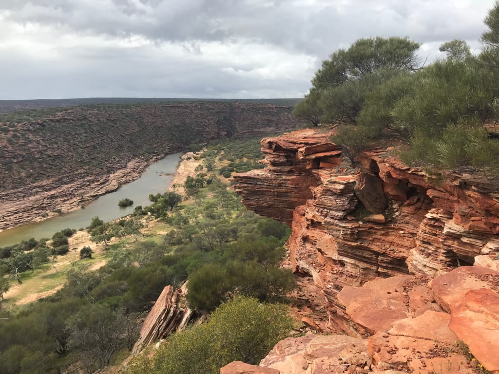 photo of kalbarri national park