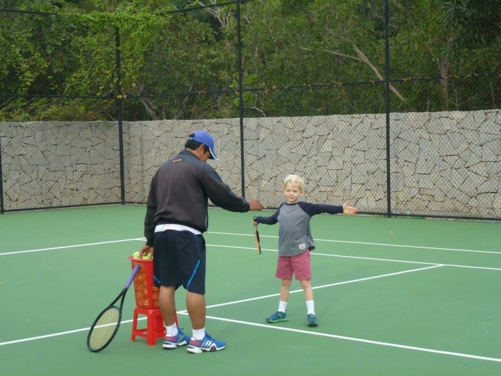 Amanoi tennis