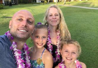 photo of Family Burke In Hawaii