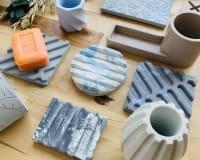 jeu-de-mains-Fabriquez 2 objets design en béton