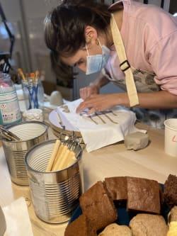 jeu-de-mains-Modelage en céramique & apéro : Georgia O'Keeffe