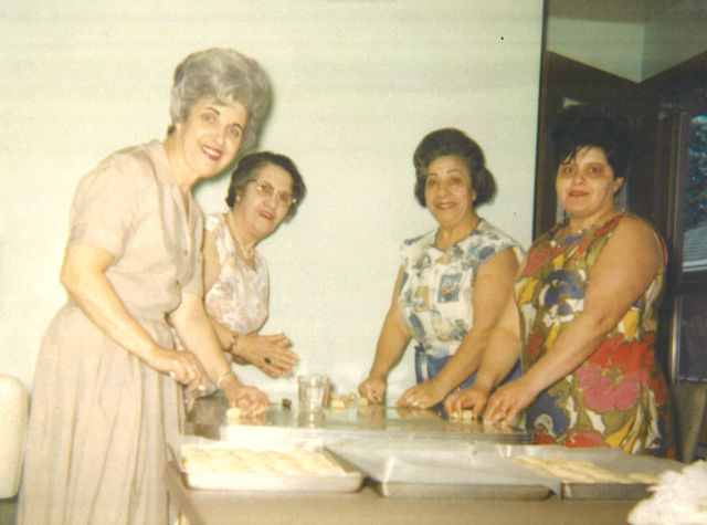 Jis 0216 food baking beauties vintage photo bjppnr