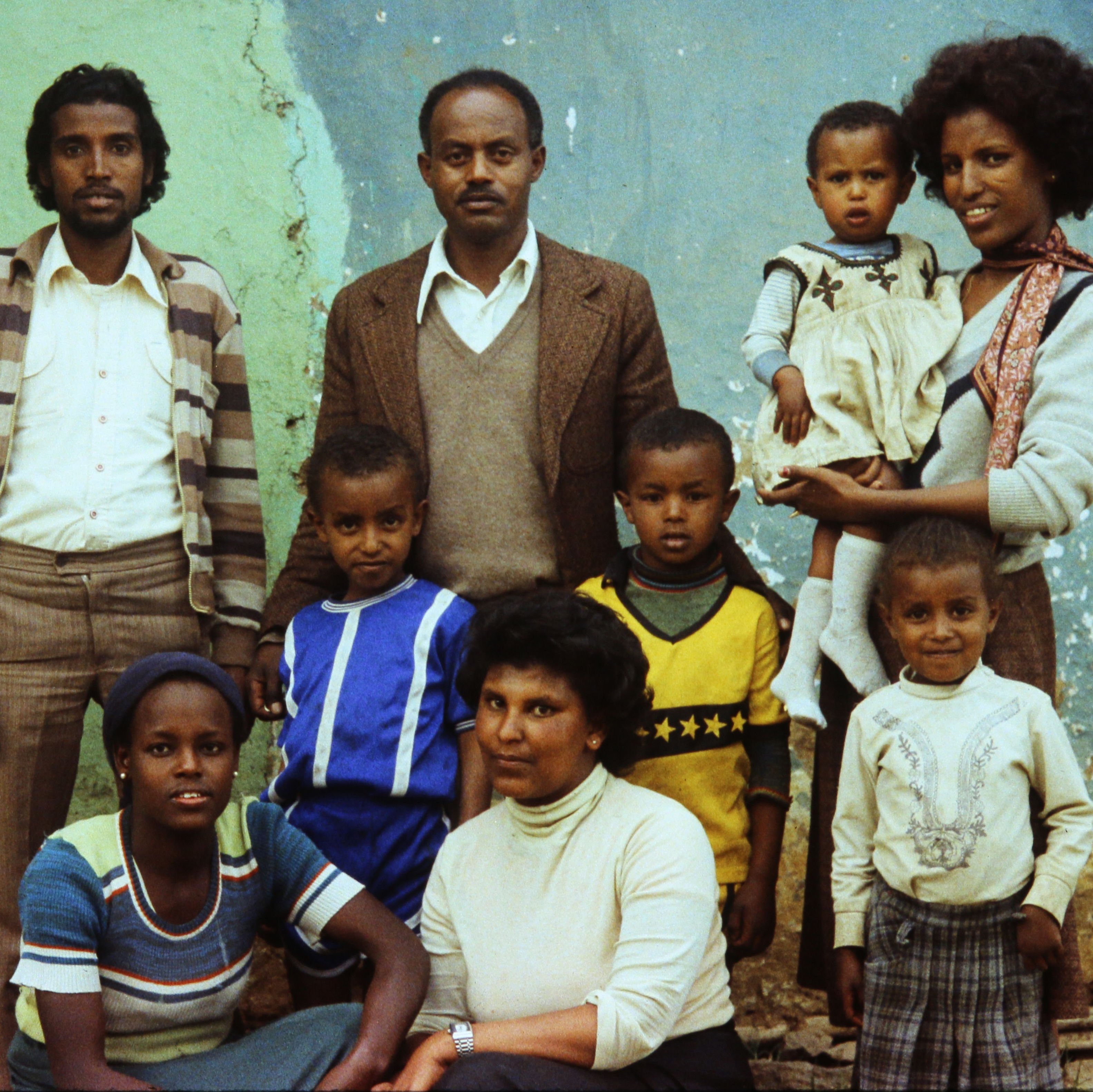 Jis 0416 ethiopian immigrant family xsh9bj