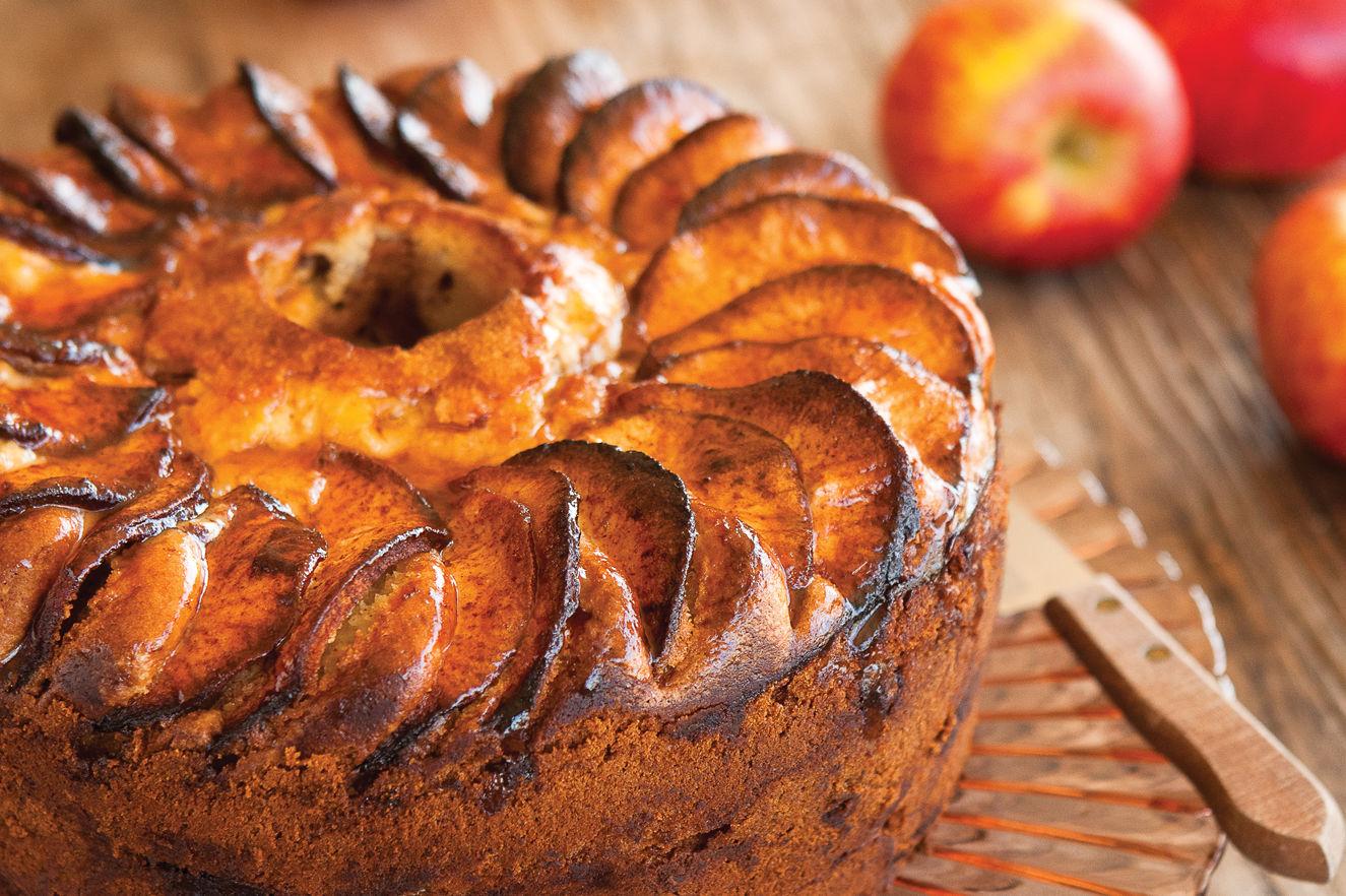 Jis 0915 cooking apple crown cake vvrjnu