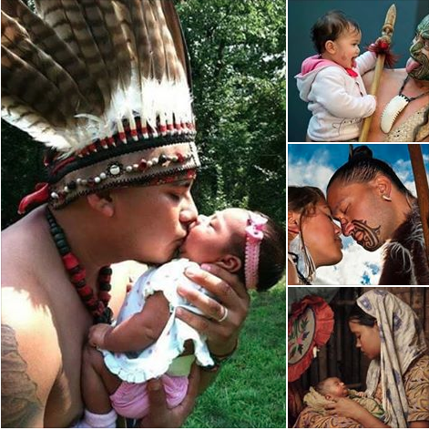 Native America Seven Philosophy Part 1: To the Women