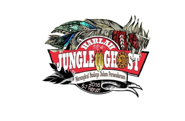 HARLAH Jungle Ghost kedua