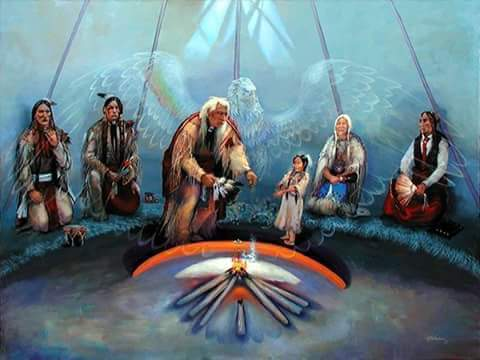 Native America Seven Philosophy Part 3 : To The Family