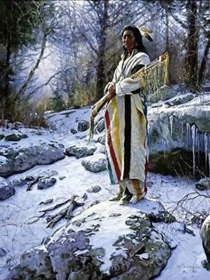 Native America Seven Philosophy Part 7 : Tentang Pribadi