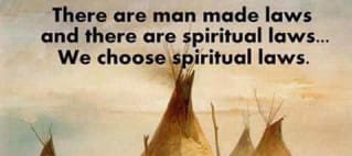 Native America Seven Philosophy Part 4 : To The Community