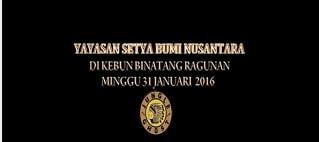 Tamasya Kasih Bersama Yayasan Setya Bumi Nusantara