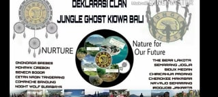 JUNGLE GHOST – Bali 13th-15th August 2016