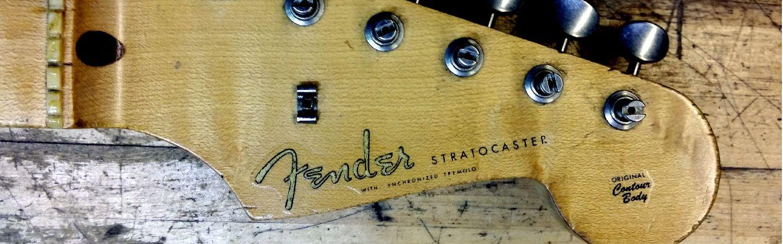 Time Machine 56 stratocaster