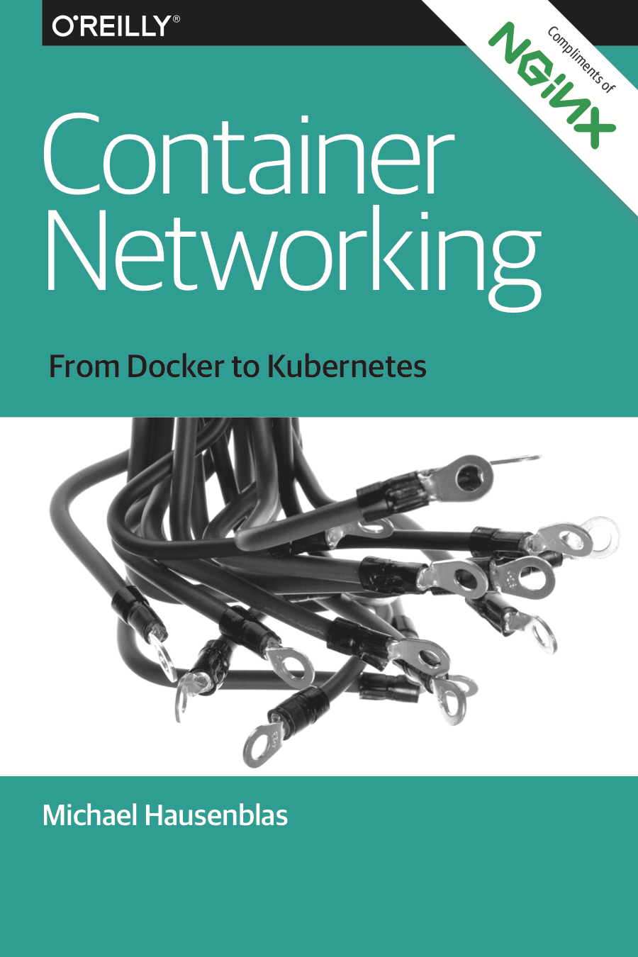 Docker 和 Kubernetes 中的容器网络图书封面