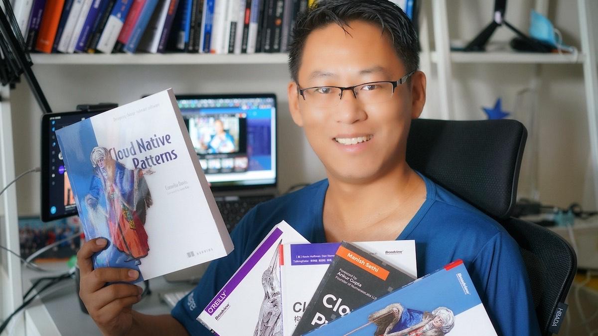 云原生模式,张若飞,宋净超译,电子工业出版社出版