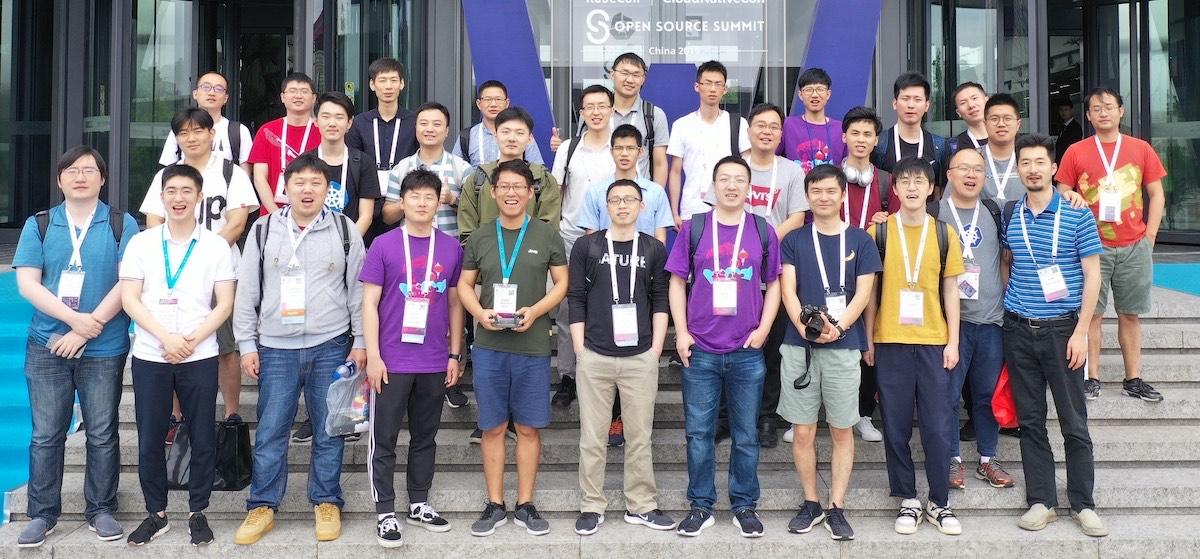 2019 年 6 月 24 日,上海,KubeCon China 2019