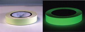 Pro Glow GLOW IN THE DARK Tape 1x10yds