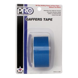 PRO GAFF 2 X 6YARDS POCKET TAPE - FLBL